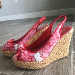 Never Been Worn Vintage Coach Sandals